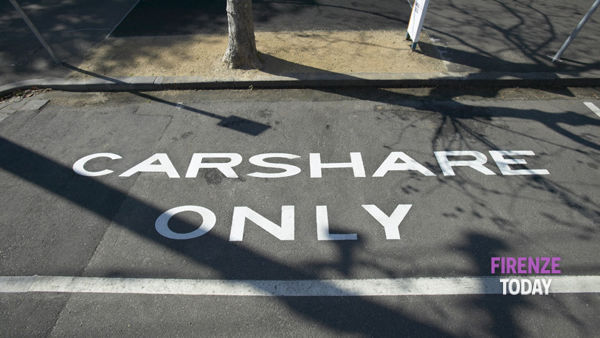 Car sharing a Firenze: la mappa