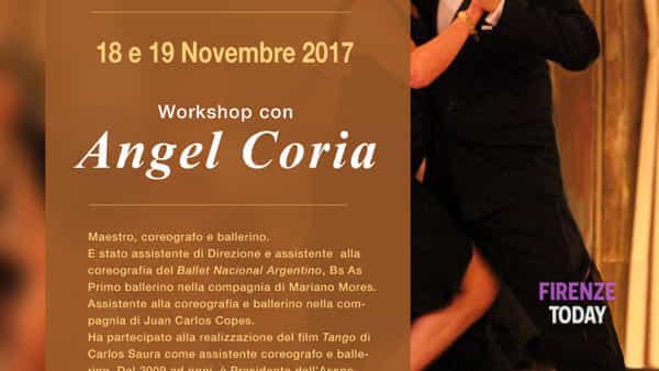 Tango, stage con il maestro Angel Coria
