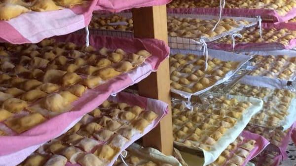 Festa di fine estate tra tortelli e pasta fatta in casa