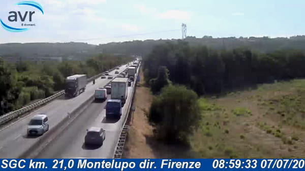 Incidente in FiPiLi: code in superstrada tra Empoli e Ginestra