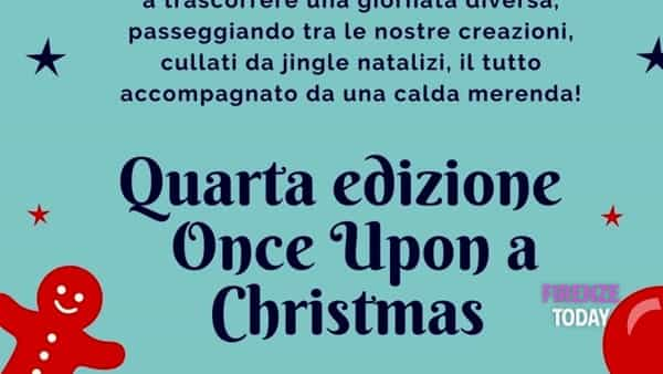 Once upon a Christmas, il mercato al Grand Hotel Mediterraneo