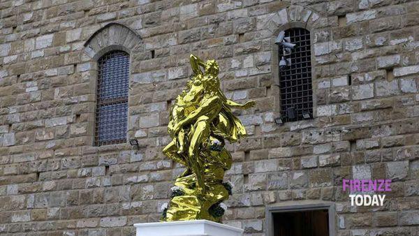 Le opere di Jeff Koons tornano a Firenze: la mostra a Palazzo Strozzi
