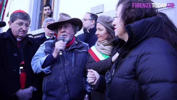 Olocausto e memoria: pietre d'inciampo per le vittime della Shoah / VIDEO - FOTO