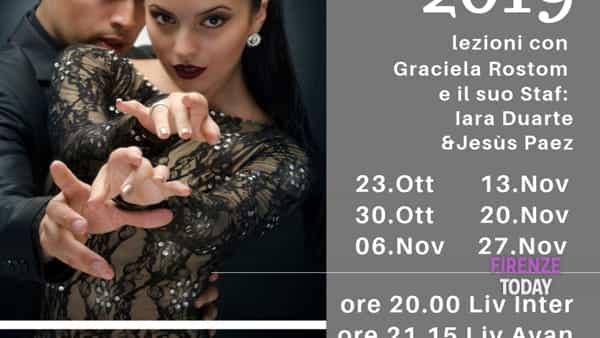 I mercoledì alla Buenos Aires Tango