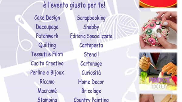 Florence Creativity autunno 2016 alla Fortezza Da Basso
