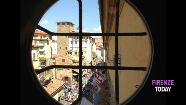 Apertura straordinaria del Corridoio Vasariano