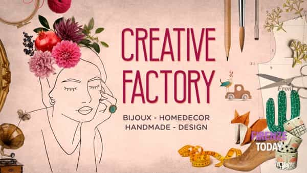 Creative Factory alla Loggia del Pesce