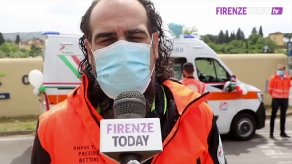 "Humanitas: nuova ambulanza in memoria di Flavio, il piccolo ""eroe"" / VIDEO"