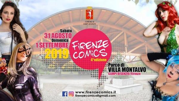 Firenze Comics, torna la Fiera Internazionale dedicata a cosplay, fumetti e games