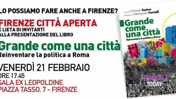Lo possiamo fare anche a Firenze?