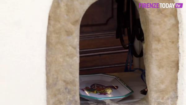 Coronavirus: gelato e caffè a distanza grazie alle storica buchetta del vino / VIDEO
