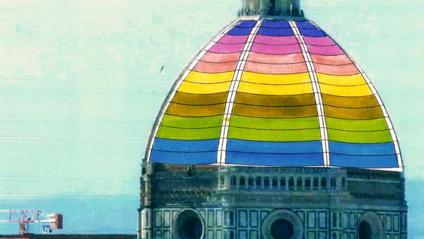 Proiezioni sulla Cupola per i suoi 600 anni