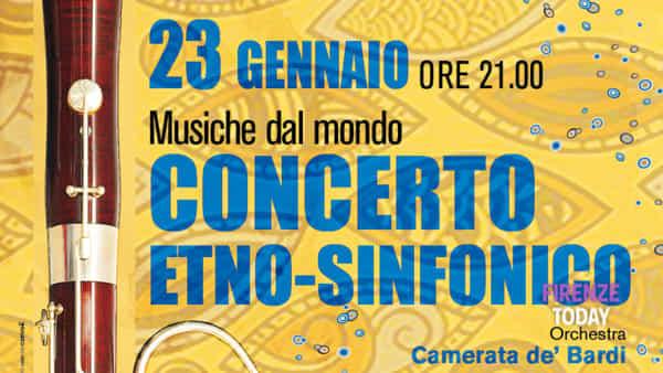 Concerto etno sinfonico con musiche dal mondo al Teatro Giotto
