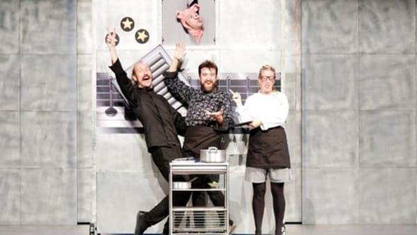 Chefs al teatro di Rifredi
