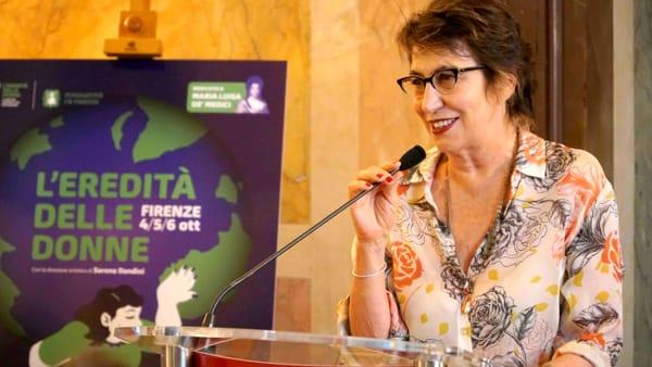 La Firenze rosa di Serena Dandini: torna l'Eredità delle Donne