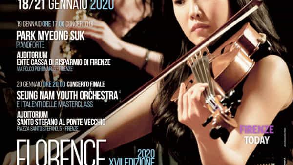 Florence international music & arts festival 2020