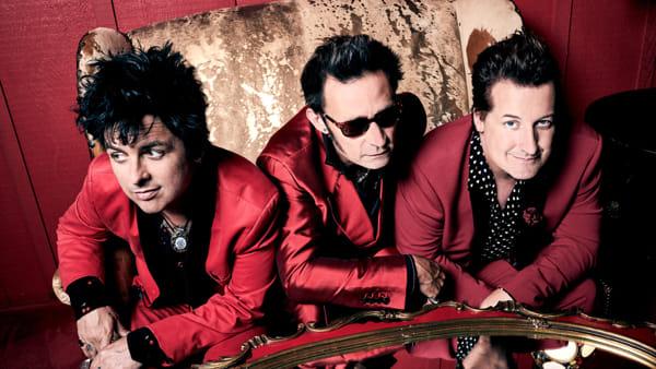 Firenze Rocks: confermati i Green Day per l'edizione 2021