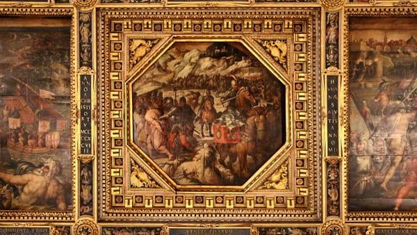 Itinerari gratuiti alla scoperta dei luoghi di Cosimo I