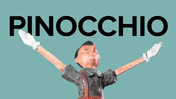 Pinocchio in mostra a Villa Bardini