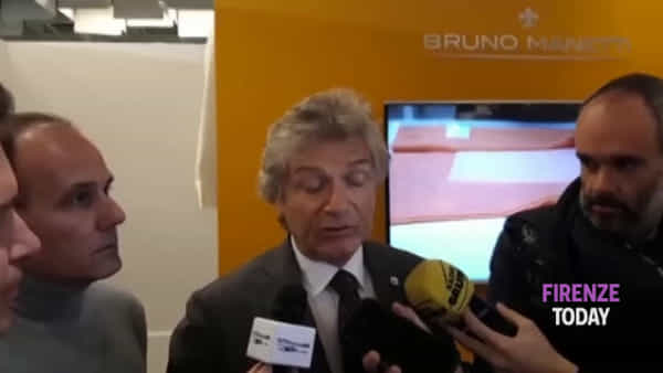 """Antognoni a Pitti Uomo: """"Rocco Commisso motivato, vuole investire ancora"""""""