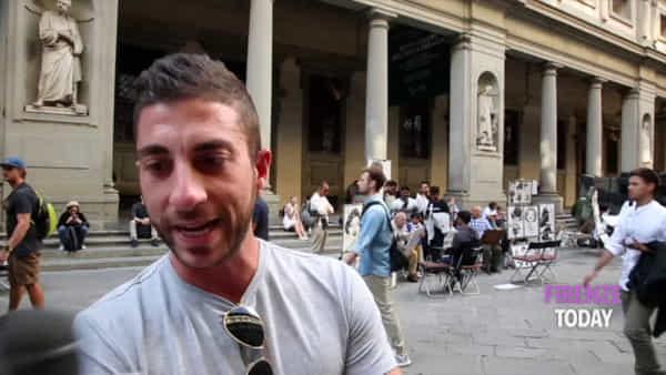 Musei: torna la domenica gratuita, cosa ne pensano i visitatori a Firenze? / VIDEO