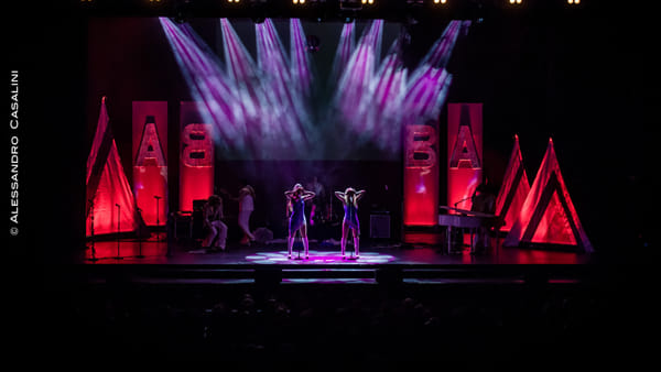 Abba Dream al TuscanyHall