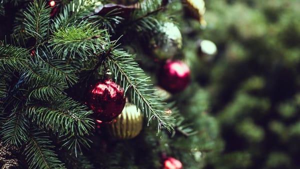 Mercato di Natale in villa