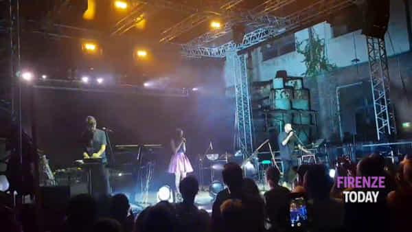 """Concerto dei Bowland: viaggio """"cosmico"""" alla Manifattura Tabacchi / VIDEO"""