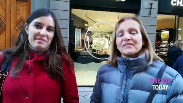 Natale in famiglia per la maggioranza dei fiorentini / VIDEO