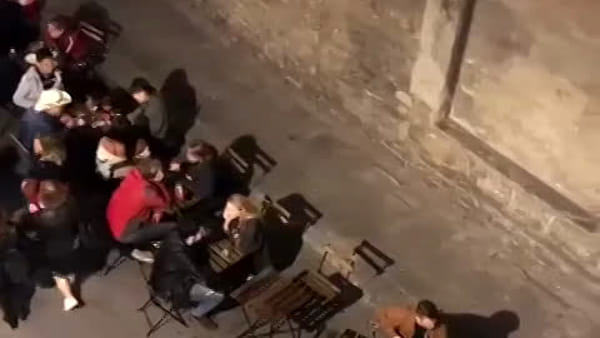 Movida in Borgo la Croce: i residenti protestano / VIDEO