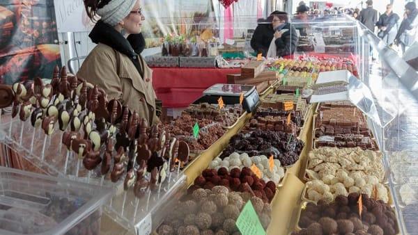 Arriva la Città di cioccolato