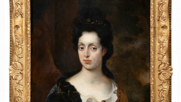 Elettrice Palatina, il ritratto inedito al museo de' Medici. Ingresso a 1 euro