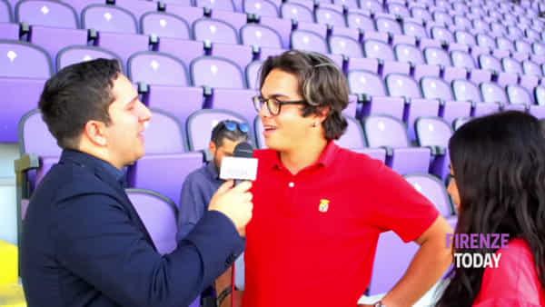 Fiorentina: tifosi in delirio per l'accento di Rocco Commisso / VIDEO