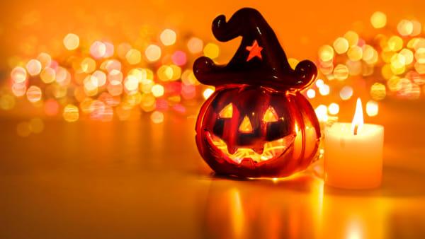 Halloween al centro commerciale I Gigli