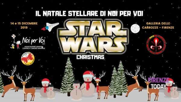 """Il Natale """"stellare"""" di noi per voi: Sar Wars Christmas"""