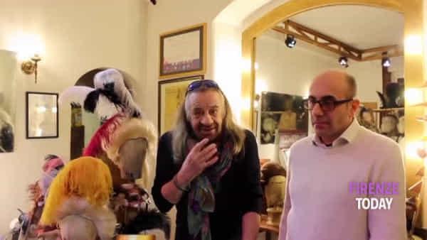 Filistrucchi, la storia della bottega più antica di Firenze / VIDEO