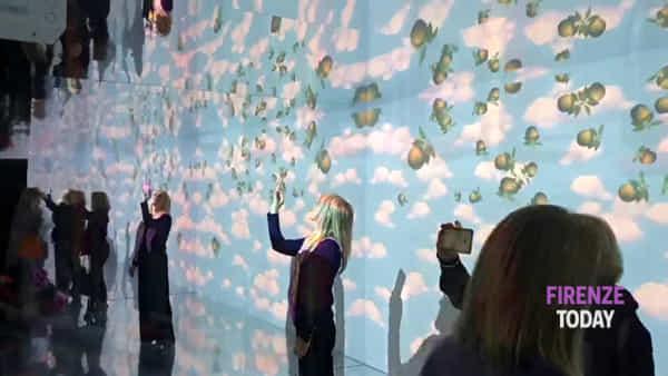 Inside Magritte, le immagini della mostra / VIDEO