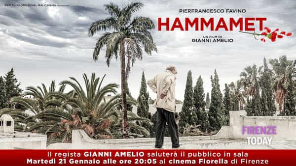 Hammamet: incontro con il regista Gianni Amelio al cinema