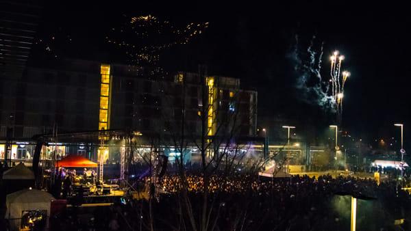Capodanno 2020 a Scandicci: la festa in piazza Resistenza con la Bandabardò
