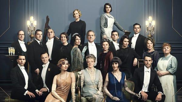 Halloween stile anni '20 all'Odeon con il film di Downton Abbey