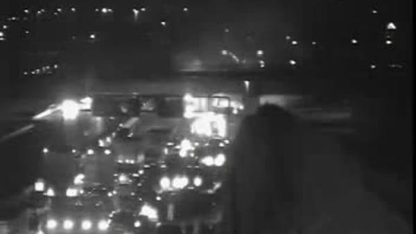 Incidente sull'autostrada A1: scontro tra auto e camion all'altezza di Scandicci