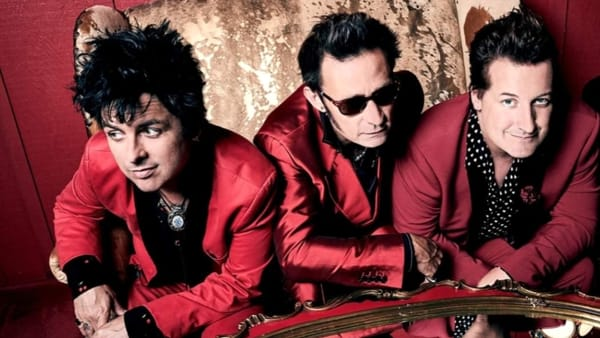 Green Day al Firenze Rocks