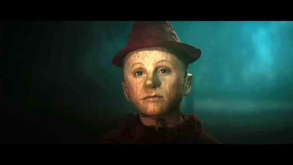 Film: arriva Pinocchio di Matteo Garrone / IL TRAILER UFFICIALE