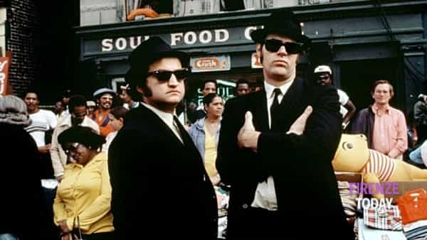 The Blues Brothers al cinema San Quirico