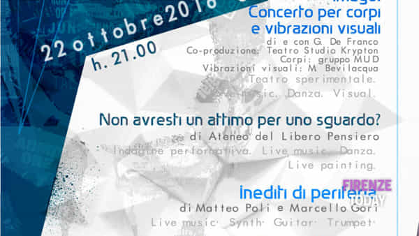 Take Over Night al Teatro della Limonaia
