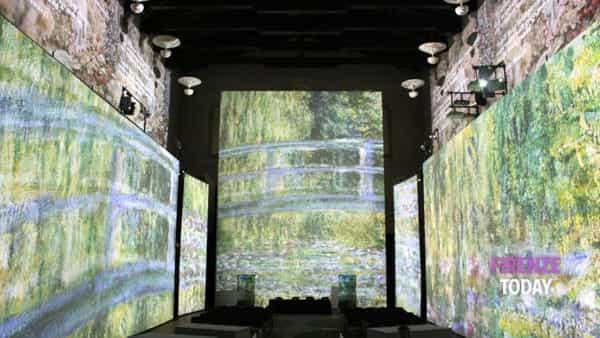 """""""Monet e gli Impressionisti"""", ogni domenica uno spettacolo di danza"""