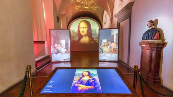 Palazzo Vecchio: la mostra dedicato a Leonardo da Vinci