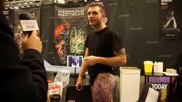Florence Tattoo Convention 2019, due minuti tra tatuati e tatuatori / VIDEO
