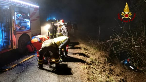 incidente stradale vaglia 2-2