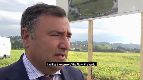 Fiorentina: dove sorgerà il nuovo centro sportivo viola / VIDEO
